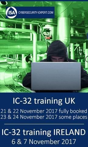 IC-32 training UK
