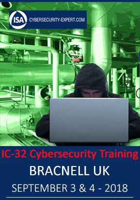 ISA IC-32 training UK